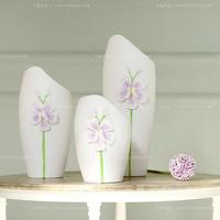 Free shipping Fashion vase at home decoration handmade vase modern brief gift
