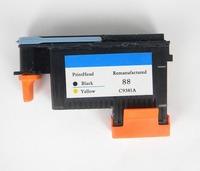 88 C9381A Black Yellow Print head FOR HP  K5300 K8600 L7380 7580 K550 k5400