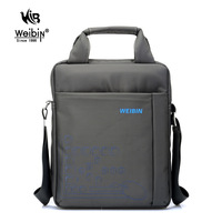 Free shipping 227 Customize women's male shoulder bag casual bag messenger bag laptop bag  for ipad