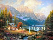 cheap thomas kinkade galleries