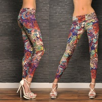 Free shipping 2013 New arrival sexy Jeans For Women Fashion Leggings high quality Tights wholesale K101