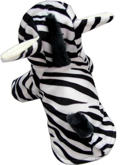 Zebra Pet Costume Zebra Costume Dog Clothes