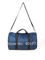 "Unisex Portable travel bag large capacity folding travel bag Men's one shoulder sports bag cylinder travel package  20""x12""x12"""