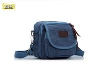 Fashionable canvas bag Male cross-body shoulder bags Canvas messenger bag for men High quality canvas briefcase handbag Hot sell
