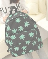Lovely Print Small Women Backpack Canvas Female Backpack 4 Colors Children School Bag Casual Student Canvas School Bag
