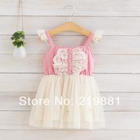 Kids summer lace tutu dress , tutu dresses for girls , 5pcs/lot   DMJ20