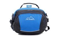 Hot sell 2014 fashion light color vintage canvas men Honourable classic chest bag sports messenger bag students cool waist pack
