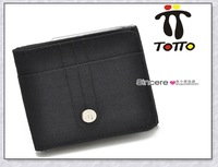 promotion !hot selling men brand wallet original 19.9 present price 4.9  free shipping