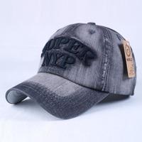 2014 Hot-selling!! Fashion New Casual Adjustable Cotton Baseball Cap, Sports Cap Sun-shading Hat Male Women's Hip-hop Summer Sun