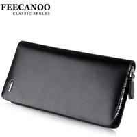 brand wallet men    Wallet   long zipper design   bag man mobile phone clutch wallets mens     wallet carteira masculina