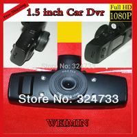 GS1000 Car dvr vehicle Camera Recorder 1920*1080P HD Lens HDMI,H.264 Car Camera Video recorder,1.5 inch Car Black Box