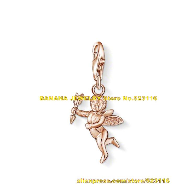 2014 new Free shipping Fashion ts charm diy jewelry cupid pendant 0991 415 12 Thomas Style