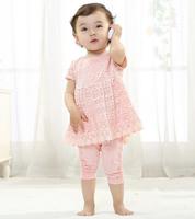2014 the best fashion baby girl skirt summer.roupa infantil feminina.pink baby girls dress.princess lace girl skirt set wholsale