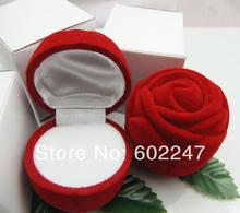 red velvet gift box promotion