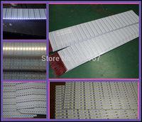 60Pcs/lot DC12V 100cm 72led SMD 5630 Cool White / Warm White Aluminum Led Rigid Bar light Strip light Bulbs Wholesale U51