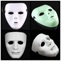 110g hip-hop white jabbawockeez mask gloves
