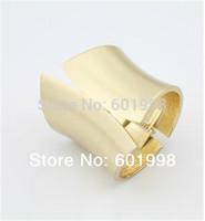 2014 fashion punk style self rescue bracelet chunky gold bracelet 18k