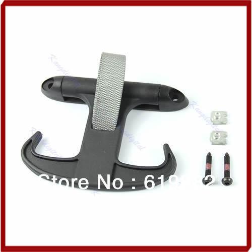 W110 Wholesale Cargo Trunk Bag Hook Hanger Holder For VW VOLKSWAGEN Passat Jetta Audi A4 Black(China (Mainland))