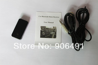 Freeshipping high quality  bluetooth music receiver for mobile phones,tablets with stereo output  ,Wireless 10m distance