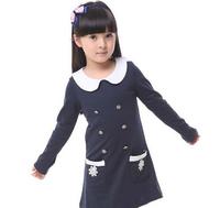 A word skirt 2014 spring girl lovely college wind children baby princess dress skirt