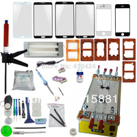 New 2014 combination Full Set LCD Tool Screen Separator Repair Machine Replace For Ipad IPhone Samsung Glass