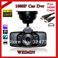 GS5000 1920 * 1080P Car Camera 30fps Registrator Car DVR Full HD Video Car  DVR Recorder Novatek Chipset Car Black Box