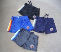 Child swim shorts male child family fashion adult Men boxer swimming trunk 110 - 185