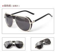 Free Shipping New 2014Men Vintage Glasses Fashion Steampunk Sunglasses Oculos Para Cidismo Men Sunglasses Brand Designer For Men