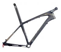 free shipping 2013 LOOK 986 bike 3k carbon mountain mtb frame 26/29ER with stem toray carbon bike mountain frame s/m/L wholesale