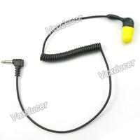 Foam earbud listen only earphone with 3.5mm jack ( mono jack)
