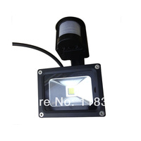 Sensor Floodlight 10W LED Floodlight PIR Motion Sensor,Sensor Corridor Flood light LED Floodlight Detective Sensor Lamp