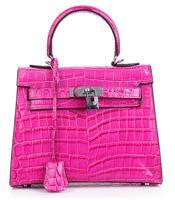 2014 new fashion high quality genuine leather cowhide women's patent leather handbags crocodile bag