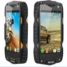 Mann original ip68 Mann ZUG3 A18 Qualcomm Waterproof Dustproof Shockproof rugged phone unlocked Android smartphone GPS