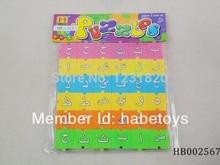 popular plastic jigsaw puzzle