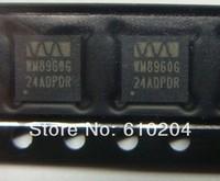 FREE SHIPPING  WM8960G   K4D26323QG   100% NEW       single or packaging      Quality guarantee