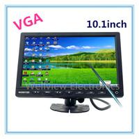 10.1 Car Monitor VGA Touch Screen,VGA Monitor for PC,1024*R.G.B*600,12~24V DC