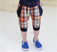 Summer 2014 Korean children children's pants seven pants