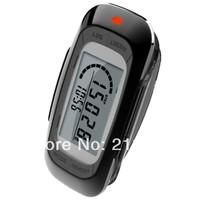 2014 New Free Shipping  High Quality Health Tracker, Memory Clock g sensor 3D Pedometer