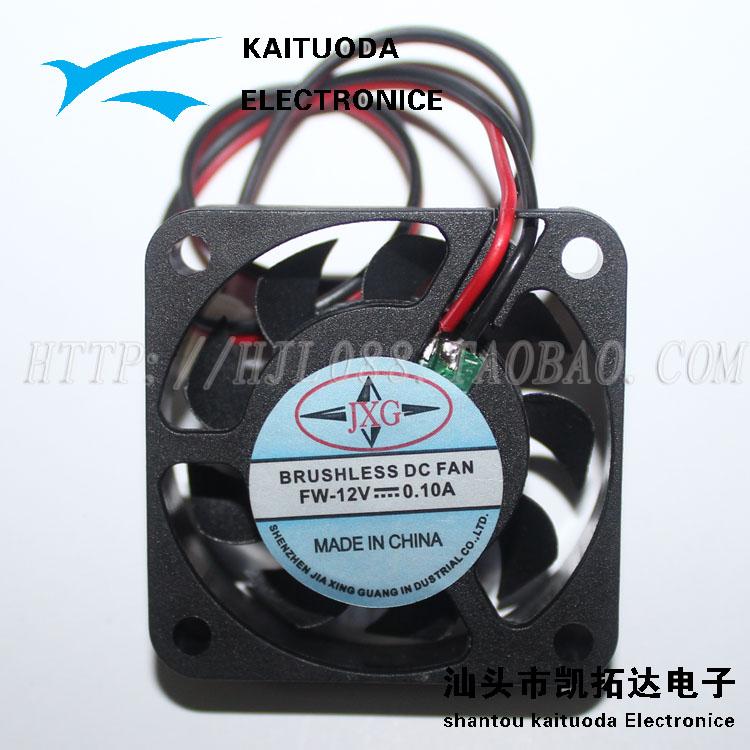 4010-2p Fan 4 cm fan 2 pin connector 12V graphics card fan cooling fan cpu(China (Mainland))