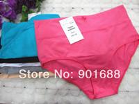 High waist underwear women cotton hot lace ladies lingerie big size panties women briefs ladies underwear in stock