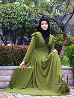 чистый белый Абая мягкие тонкие два слоя композитных шелковые Абая платье для мусульманских женщин, Исламская Абая качества джилбаба плюс размер
