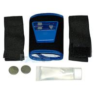 3pcs/lot AB Gymnic ABGymnic Muscle Exercise Toner Toning Belts Waist Leg Arm Massage Belt Free shipping