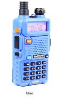 New BAOFENG UV 5R VHF136-174MHz& UHF 400-520MHz Dual Band Radio Free Earpiece