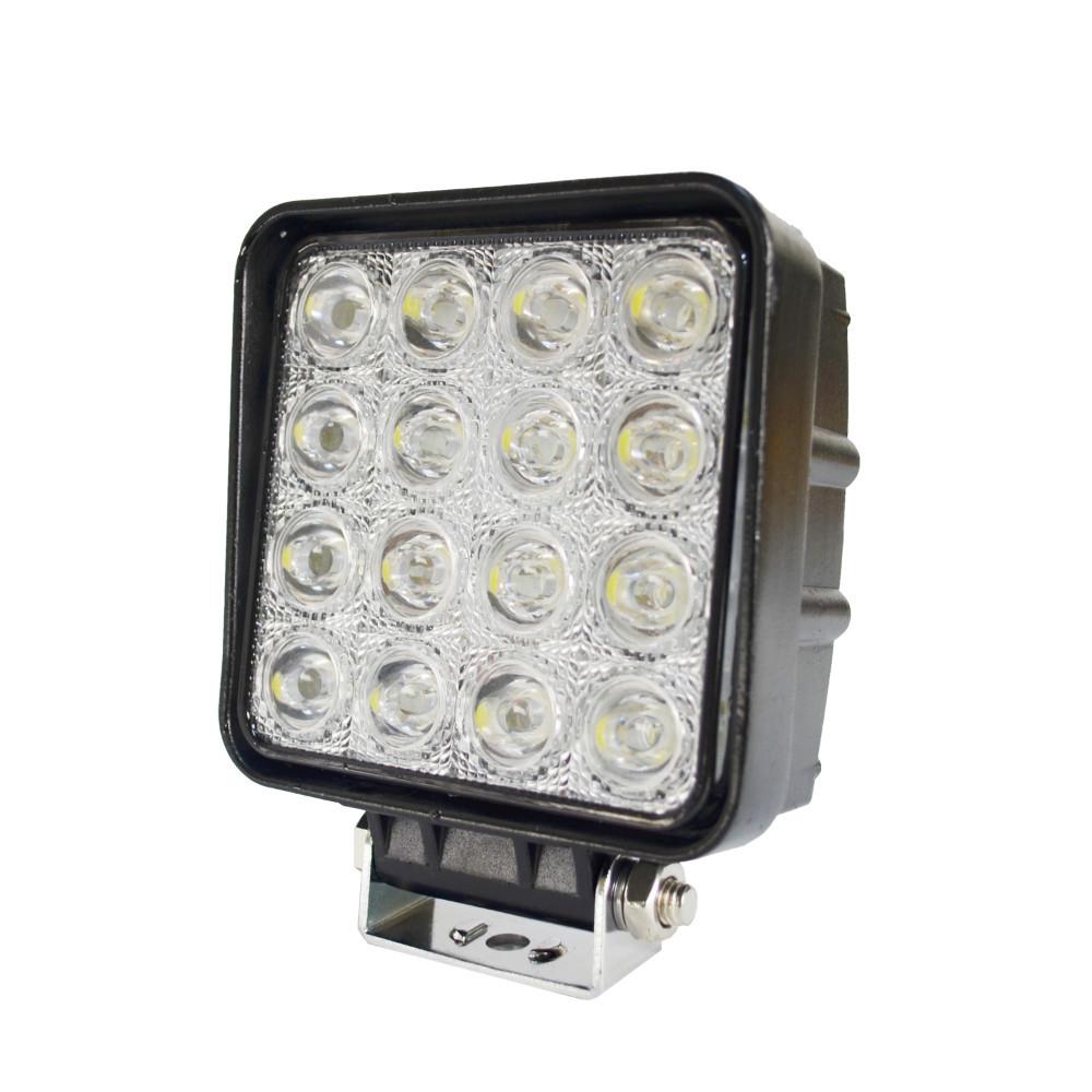 4 cree led off road light bar 10500 lumens rzr ranger. Black Bedroom Furniture Sets. Home Design Ideas
