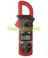 UNI-T UT201 LCD Digital Clamp Multimeter Ohm DMM DC AC Current Voltmeter