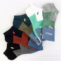 2015 HOT SALE Socks Cotton Men's sport socks High quality Business Casual men socks Brand socks mix 5 colors 10pieces=5pairs/lot