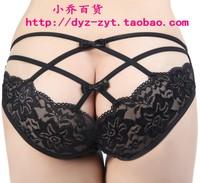 sexy temptation usuginu cutout lace bow briefs panty