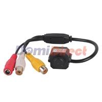 380TVL Security CCTV mini Camera Video Audio record for color CMOS Monitor recorder Pinhole Camera Hidden Cam with microphone