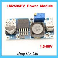 4.5-60V LM2596HV DC Voltage Regulator Power Converter Car Charger Vehicle DIY Step-down Module Freeshipping