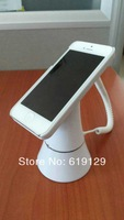 Height 13cm smartphone security display stand and charging function
